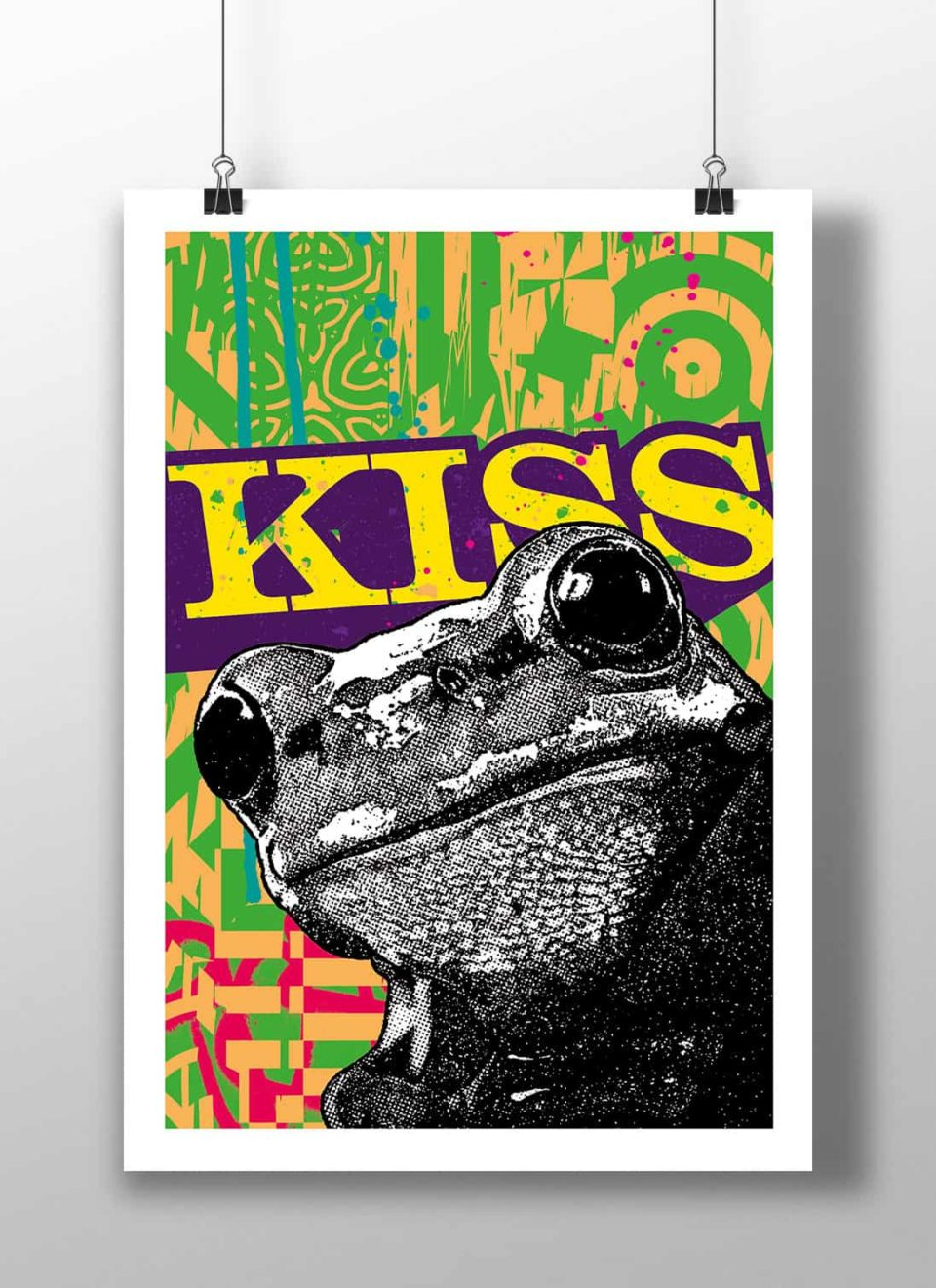 poster-frog