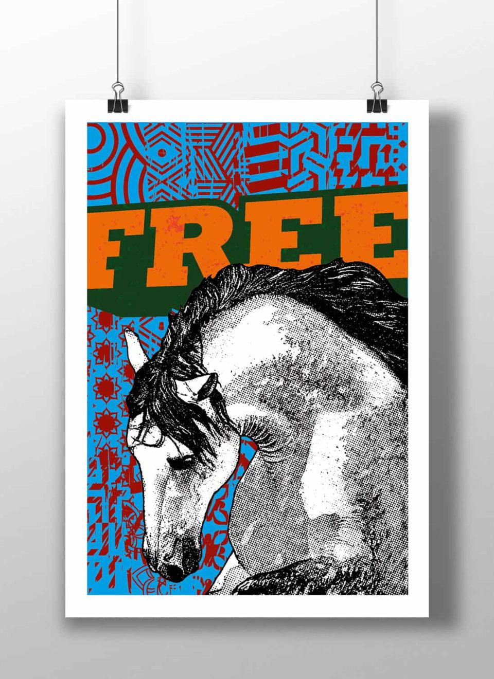 poster-horse